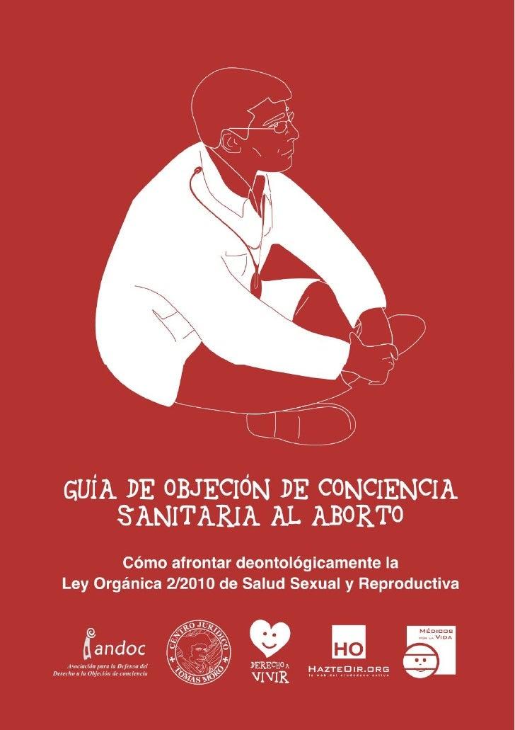 Resultado de imagen de objecion de conciencia aborto españa