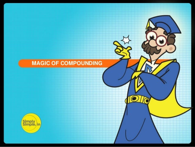 MAGIC OF COMPOUNDING