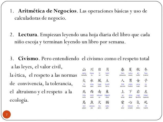 1.Aritmética de Negocios. Las operaciones básicas y uso de calculadoras de negocio. 2.Lectura. Empiezan leyendo una ...