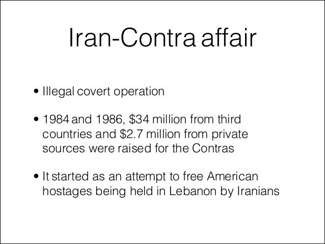 a geography of iran contra affair Examining the iran-contra affair in this lesson students will gain a better understanding of the iran-contra affair by national geography.