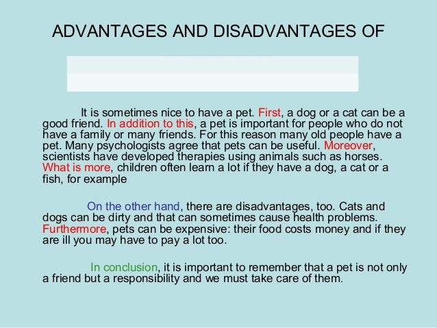 advantages and disadvantages of being only child essay Free essays on advantages and disavantages of being an only child get help with your writing 1 through 30.