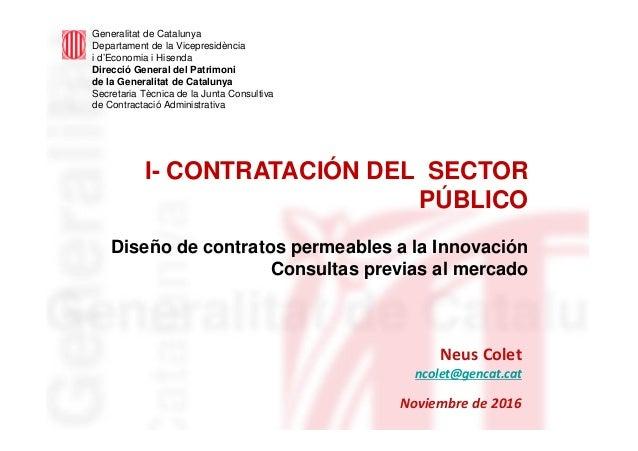 Departament d'Economia i Finances Generalitat de Catalunya Departament de la Vicepresidència i d'Economia i Hisenda Direcc...