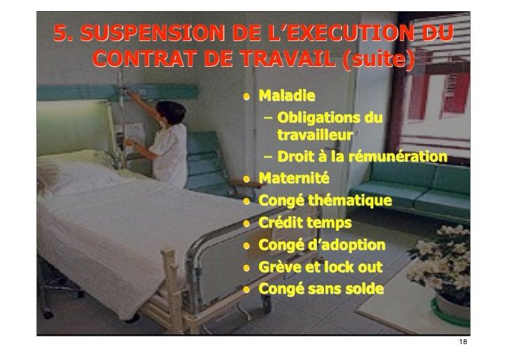 Cours introduction au contrat de travail en Belgique