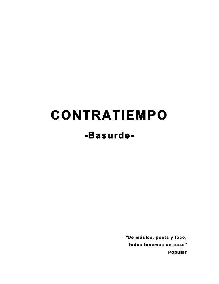Contratiempo