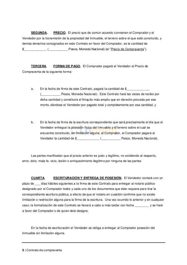 Lujoso Plantilla De Acuerdo De Venta De Terrenos Imágenes ...