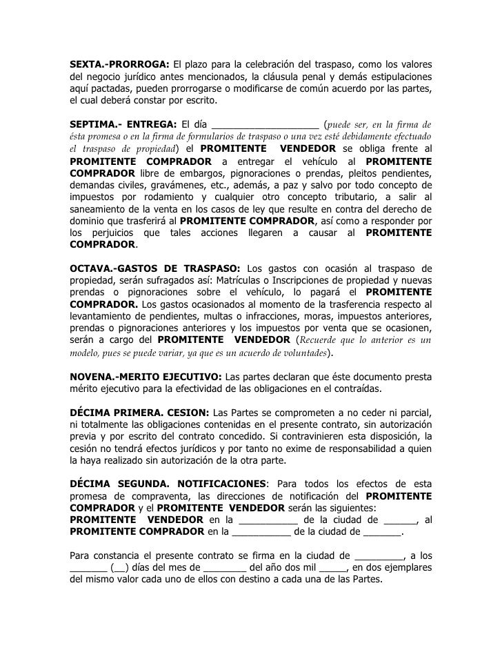 contrato de-promesa-de-compraventa-de-vehiculo-o-motocicleta