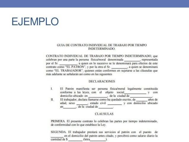 Contrato Colectivo De Trabajo 3 Pptx Terminado 1