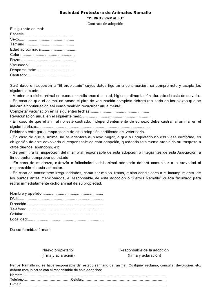 """Sociedad Protectora de Animales Ramallo                                                        """"PERROS RAMALLO""""           ..."""