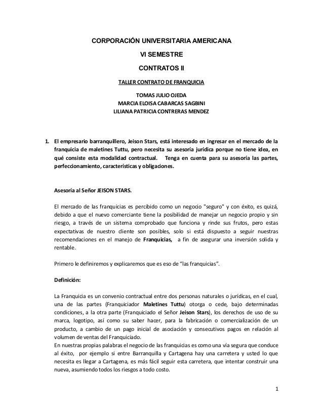 CORPORACIÓN UNIVERSITARIA AMERICANA                                       VI SEMESTRE                                     ...