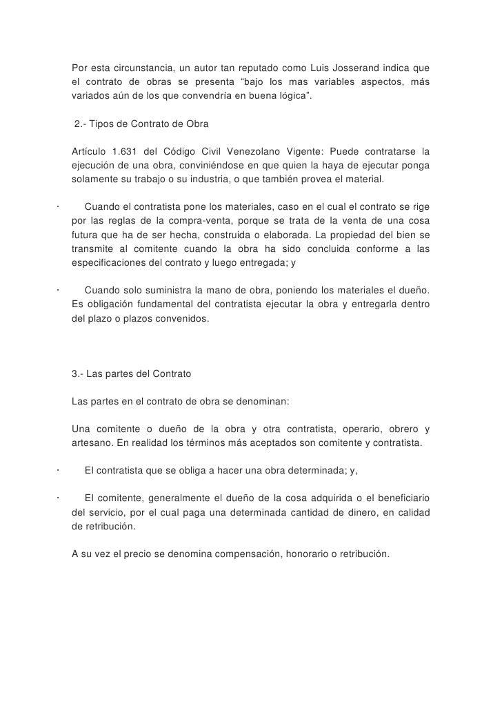 Contrato de obras - Modelos de barbacoas de obra ...
