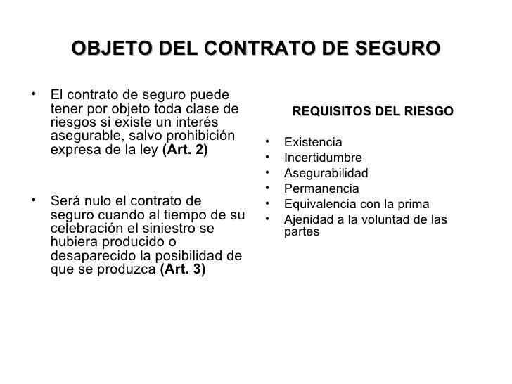 Contrato De Seguro Slide 2