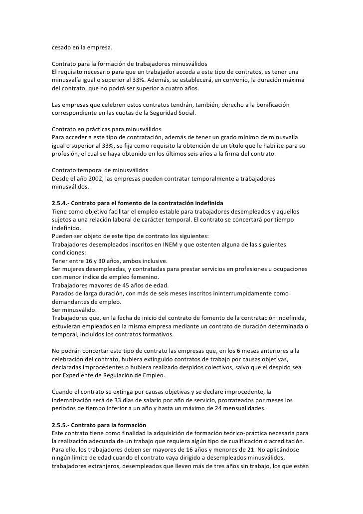 82 Formato De Contrato De Trabajo Eventual Debido A