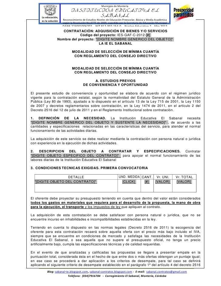 Municipio de Montería                              INSTITUCIÓN EDUCATIVA EL       La educación,                  SABANAL  ...
