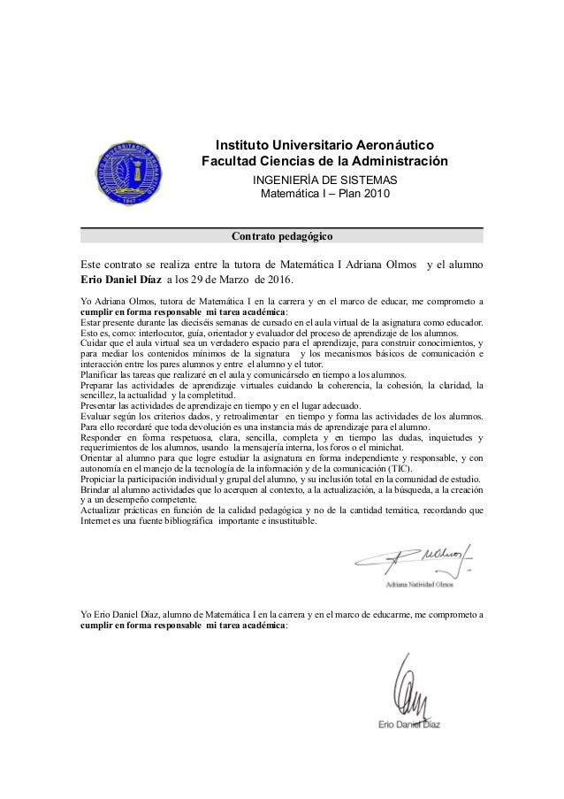 Instituto Universitario Aeronáutico Facultad Ciencias de la Administración INGENIERÍA DE SISTEMAS Matemática I – Plan 2010...