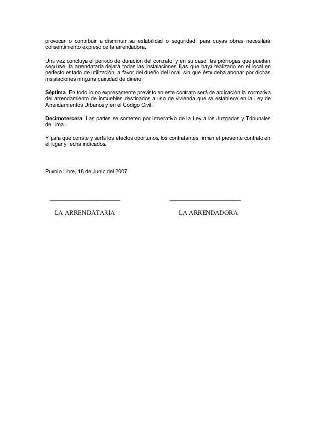 Carta De Aviso No Renovacion De Contrato Quotes About Q