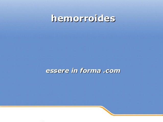 Powerpoint Templates Page 1Powerpoint Templates hemorroideshemorroides essere in forma .comessere in forma .com