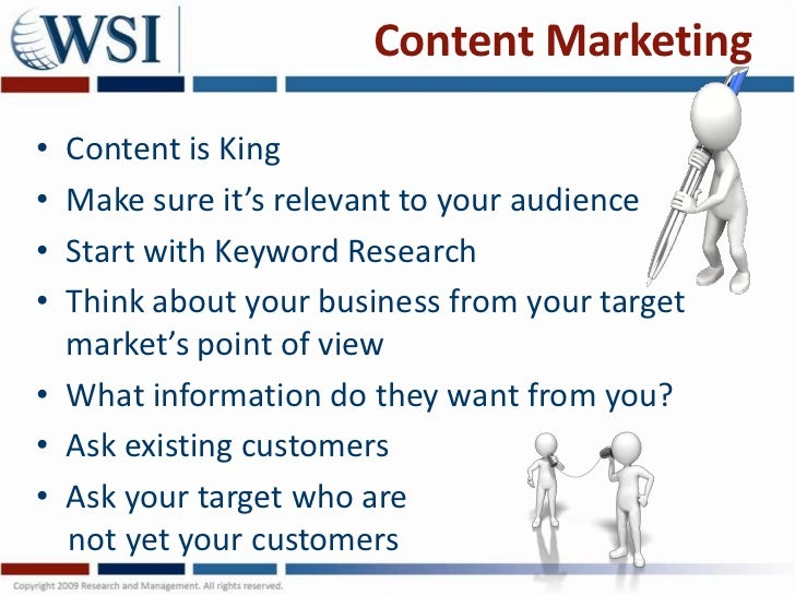 Content social  and mobile marketing Slide 2