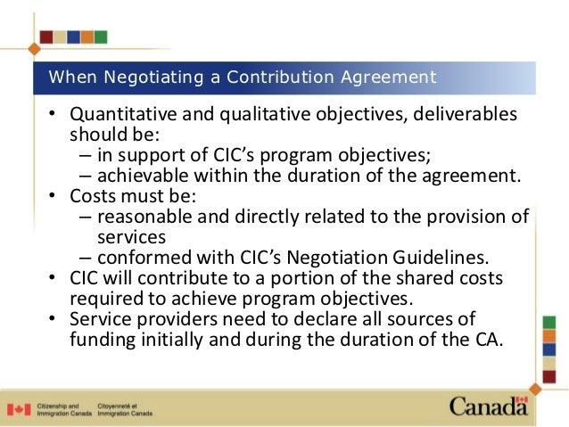 Contribution Agreement Cic Presentation Oct 2012 English