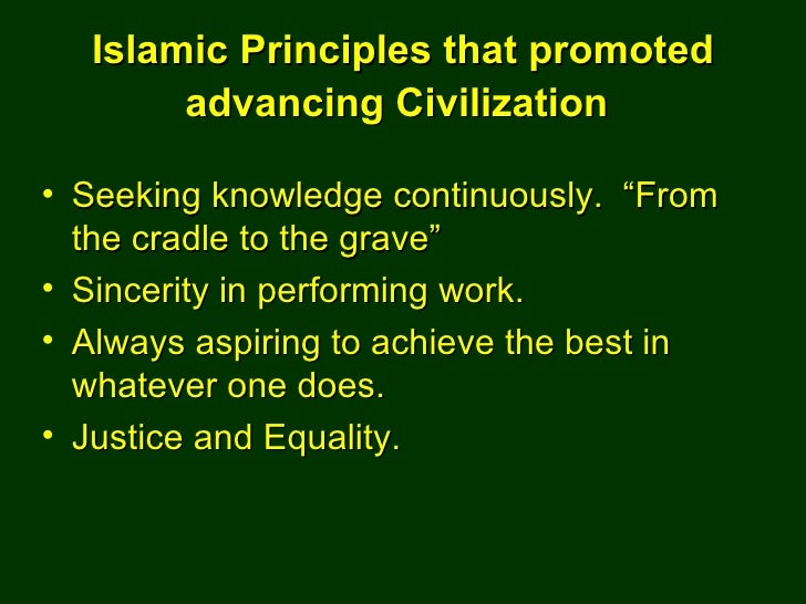 dbq islamic civilization its contributions to world culture Islamic contributions and their impacts on the world the islamic civilization had many great achievements and accomplishments that have contributed to world culture.