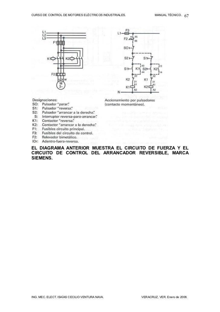 88 Control De Mquinas Circuito Con Motor Trifsico