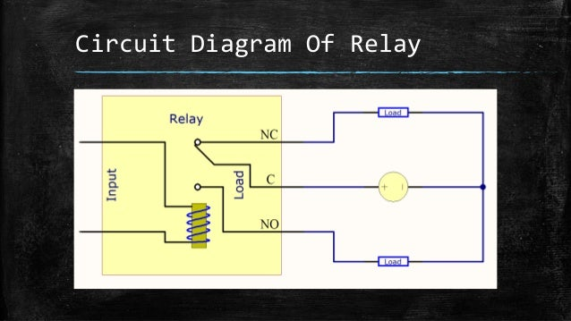 Induction Motor Circuit Diagram