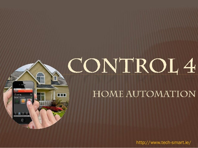 Control4 Ireland Gives You The Best Option For Home Automation