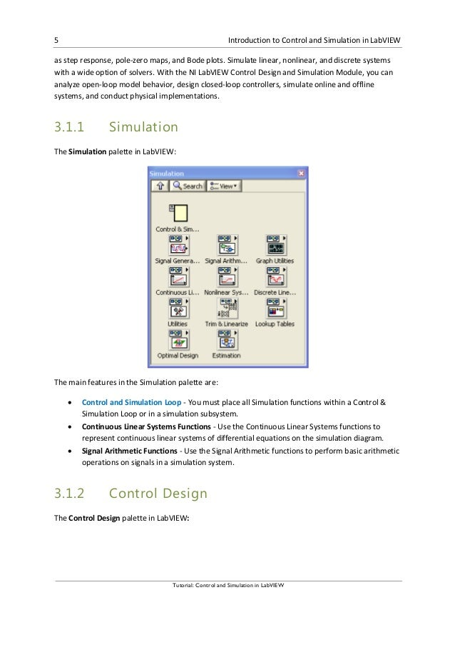 Control Design And Simulation Module Labview 2015 22 Stp Mathematics 4a Answers Pdf Free Online