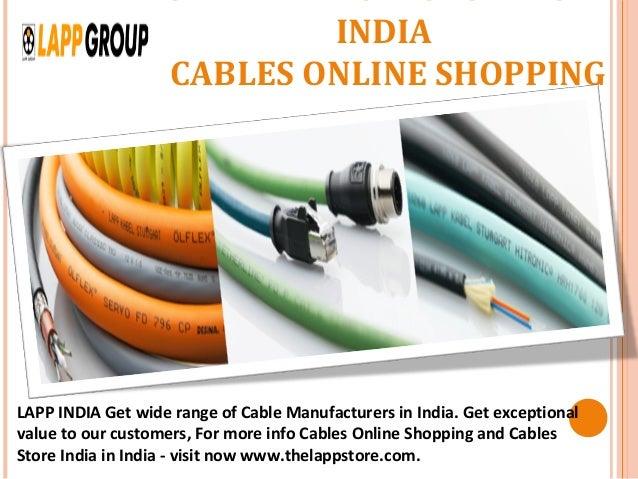 Control Cable Connectors