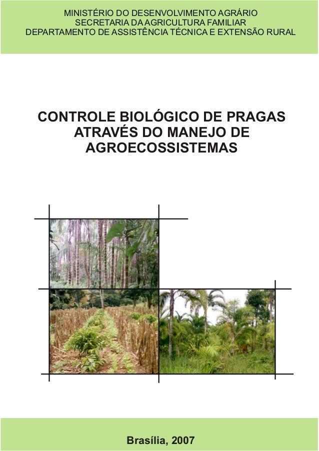 MINISTÉRIO DO DESENVOLVIMENTO AGRÁRIO         SECRETARIA DA AGRICULTURA FAMILIARDEPARTAMENTO DE ASSISTÊNCIA TÉCNICA E EXTE...