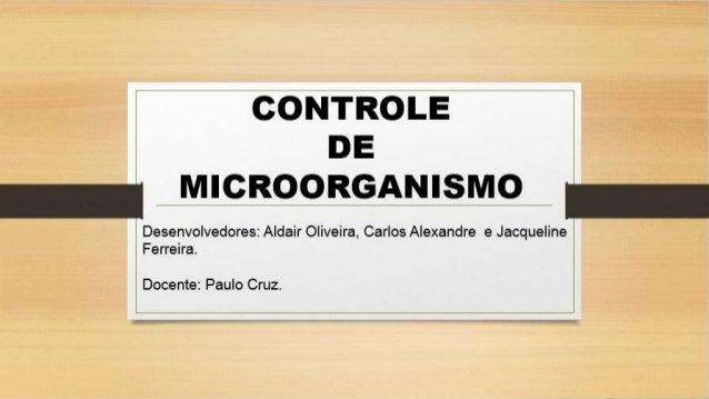 ÍNDICE Introdução; Métodos Físicos De Controle Calor Úmido; Calor Seco; Pasteurização; Radiações; Indicadores Biológicos; ...