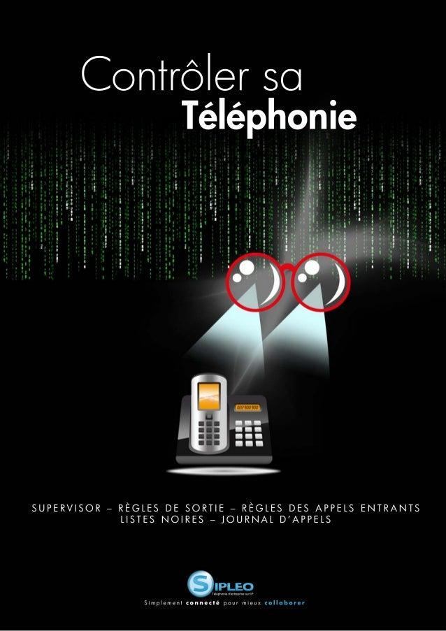 Controler sa telephonie