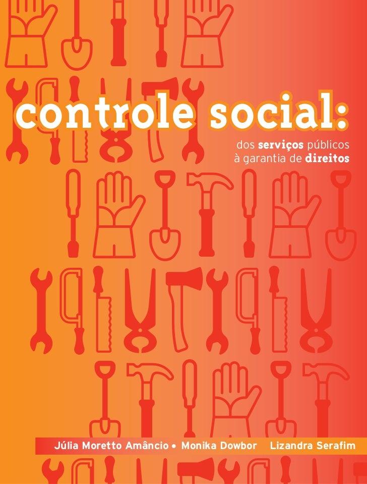 xafg u cgmwcontrole social:  f xaf x                                  dos serviços públicos                               ...