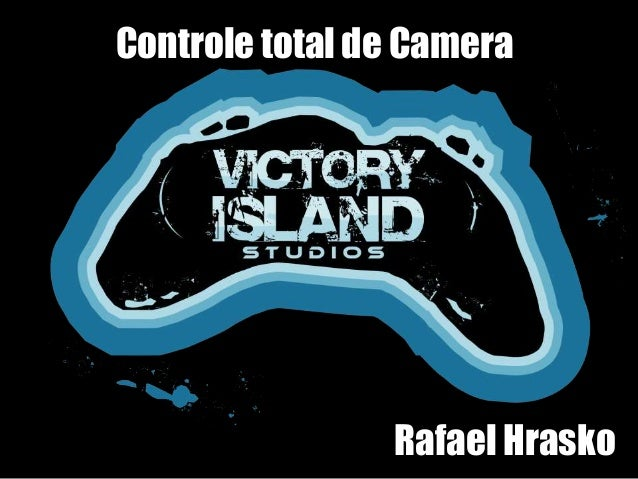 Controle total de Camera Rafael Hrasko