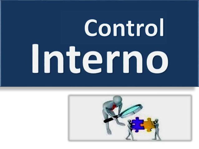 Resultado de imagen para control interno