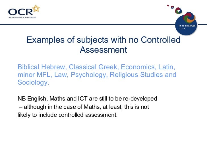 gcse powerpoint coursework