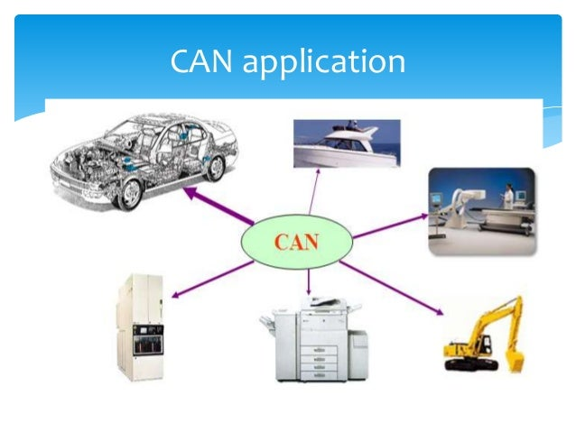 Design of a CAN Network with Ethernet and Wireless CAN Interface