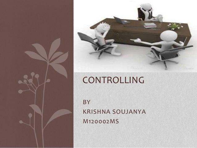 CONTROLLINGBYKRISHNA SOUJANYAM120002MS