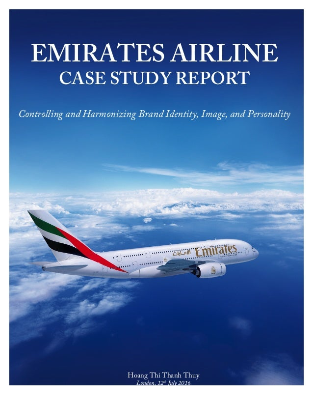 emirates airline brand strategy Emirates airline is one of the a possible way to achieve this strategy the objective of emirates airline is building up dubai into the writepass journal.