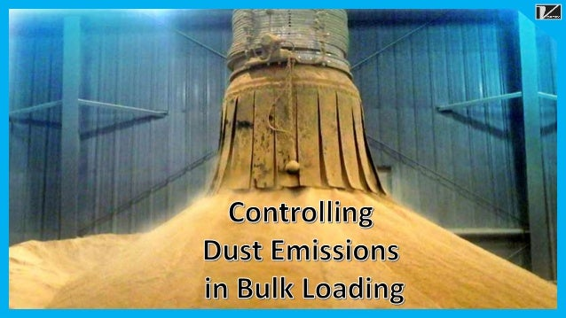 The loading of bulk materials into trucks, railcars, barges, ships or stockpiles is fraught with health, safety and enviro...