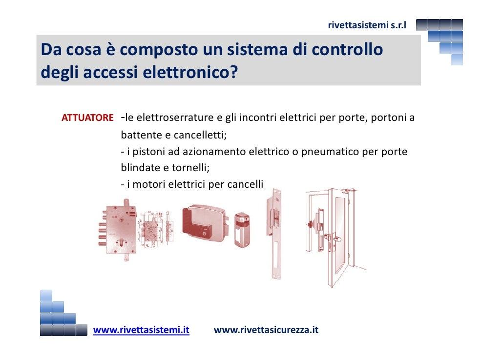 Controllo accessi elettronico for Spioncino elettronico per porte blindate
