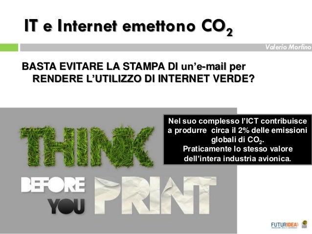 Controllo delle emissione di CO2 di siti di e-commerce (IT language) Slide 2