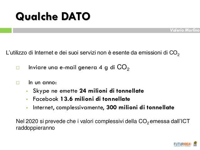 Controllo delle emissione di CO2 di siti di e-commerce (IT language) Slide 3
