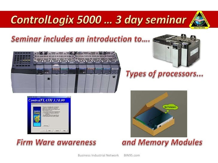 Controllogix 5000 Training