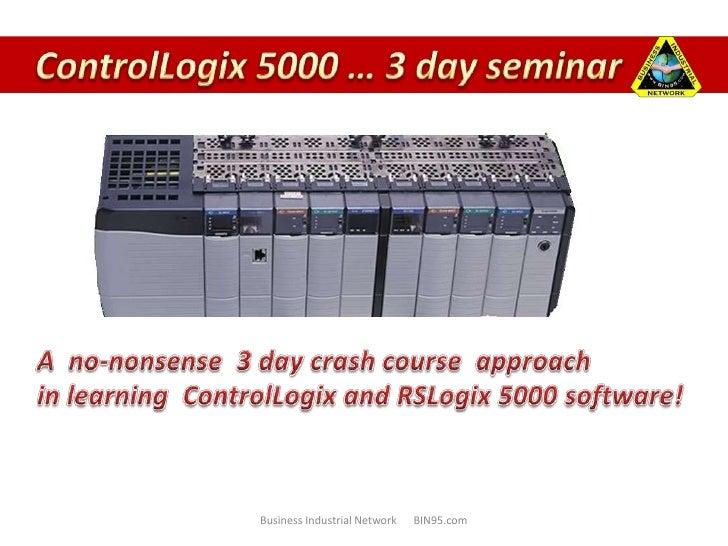 Controllogix 5000 Training Slide 2