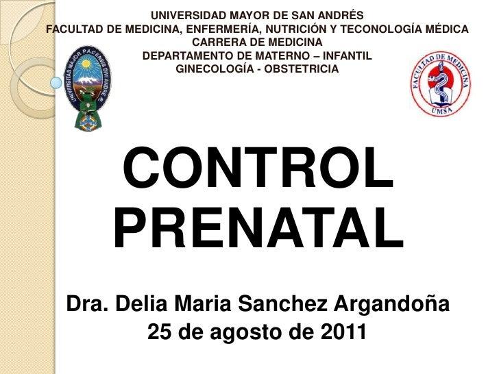 UNIVERSIDAD MAYOR DE SAN ANDRÉSFACULTAD DE MEDICINA, ENFERMERÍA, NUTRICIÓN Y TECONOLOGÍA MÉDICACARRERA DE MEDICINADEPARTAM...