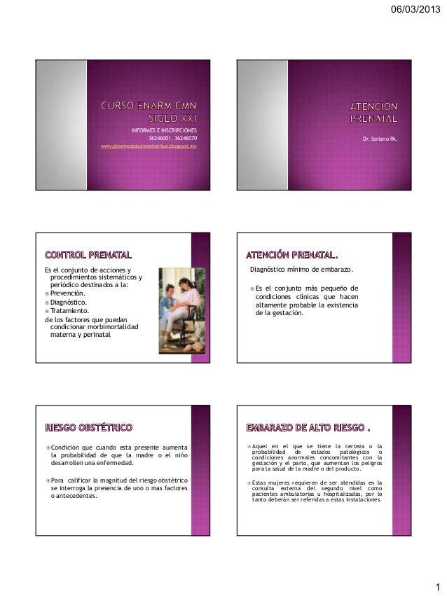 06/03/2013                              INFORMES E INSCRIPCIONES                                    36246001, 36246070    ...