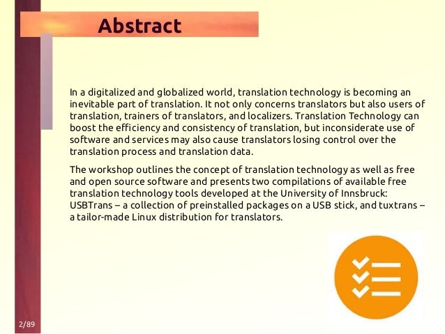 Control over digital technology with foss-tools Slide 2