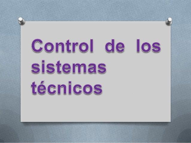 1. Técnicas De ControlControl, Concepto:Proceso para asegurar que las actividadesreales se ajusten a las actividades plani...