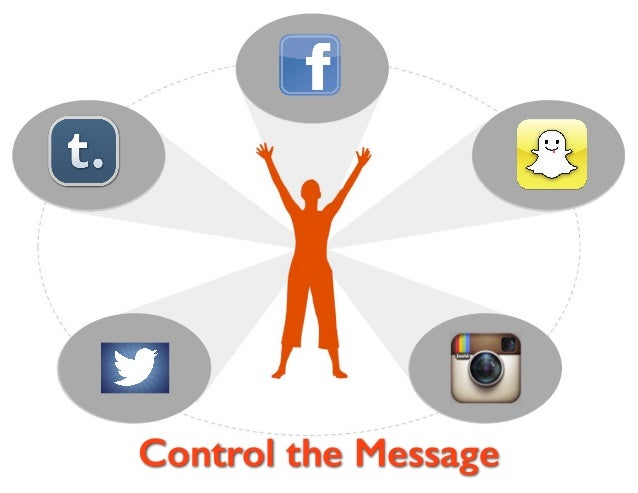 Control the Message