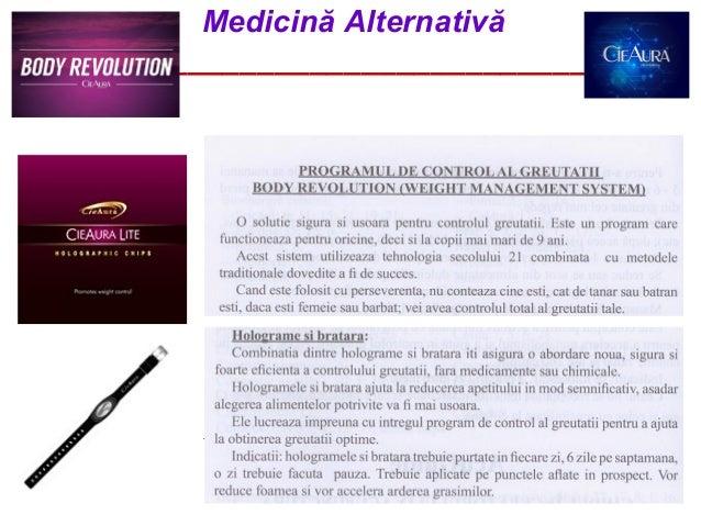 Medicină Alternativă _____________________________________  Nu uitati: nu contin nici un fel de medicament, ca urmare nu e...
